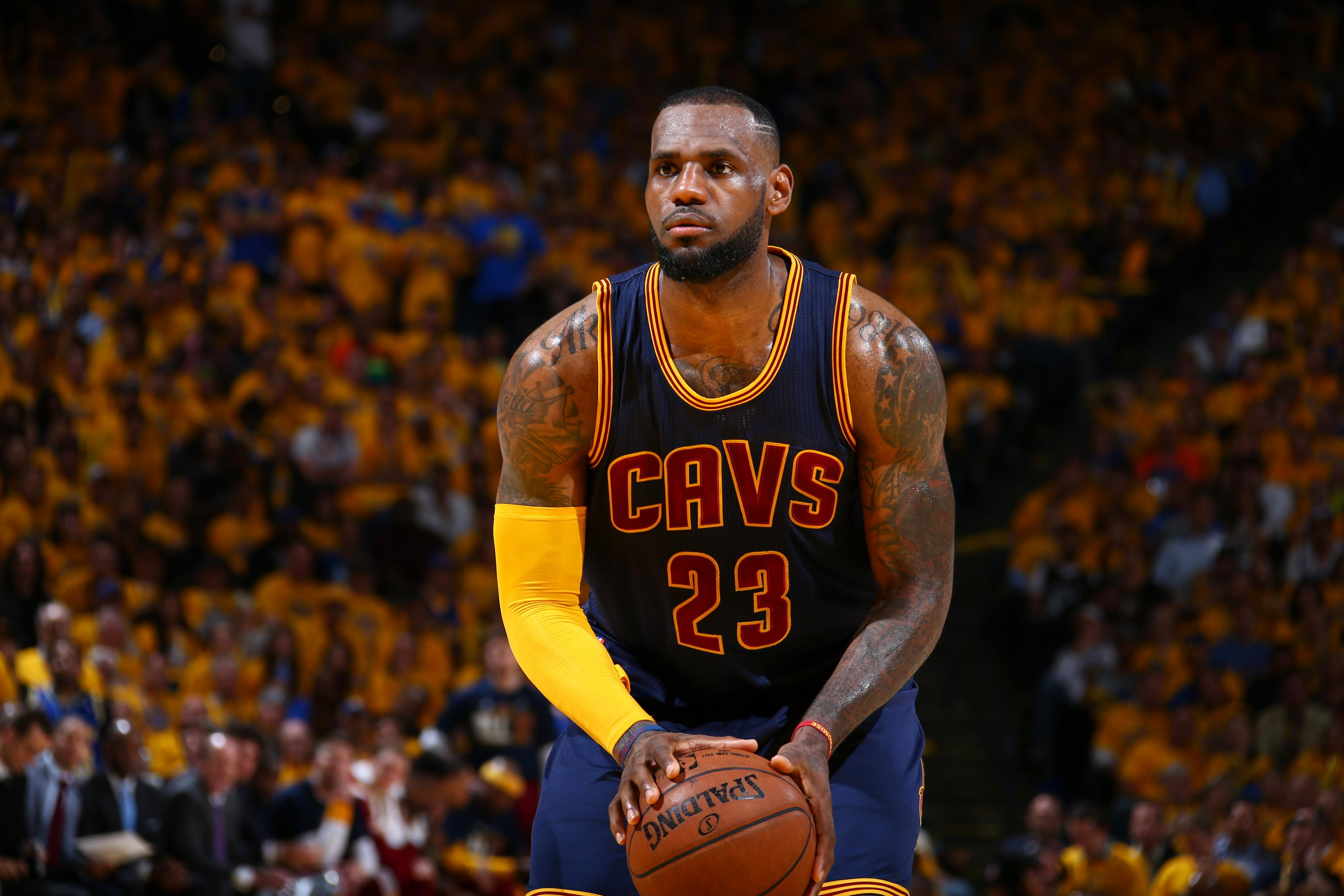 James Sets Personal Mark For Most Points In Nba Finals Game Bleacher Report Latest News Videos And Highlights