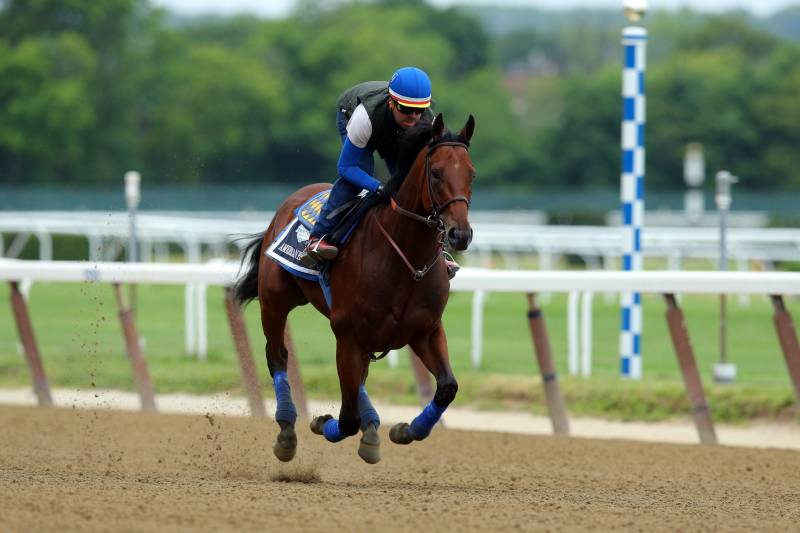 2015 Belmont Stakes: Post Time, TV Coverage, NBC Live Stream