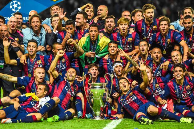 FC Barcelona, Winners in 2015