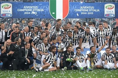 Power Ranking Every Juventus Player From The 2014 15 Serie A Season Bleacher Report Latest News Videos And Highlights