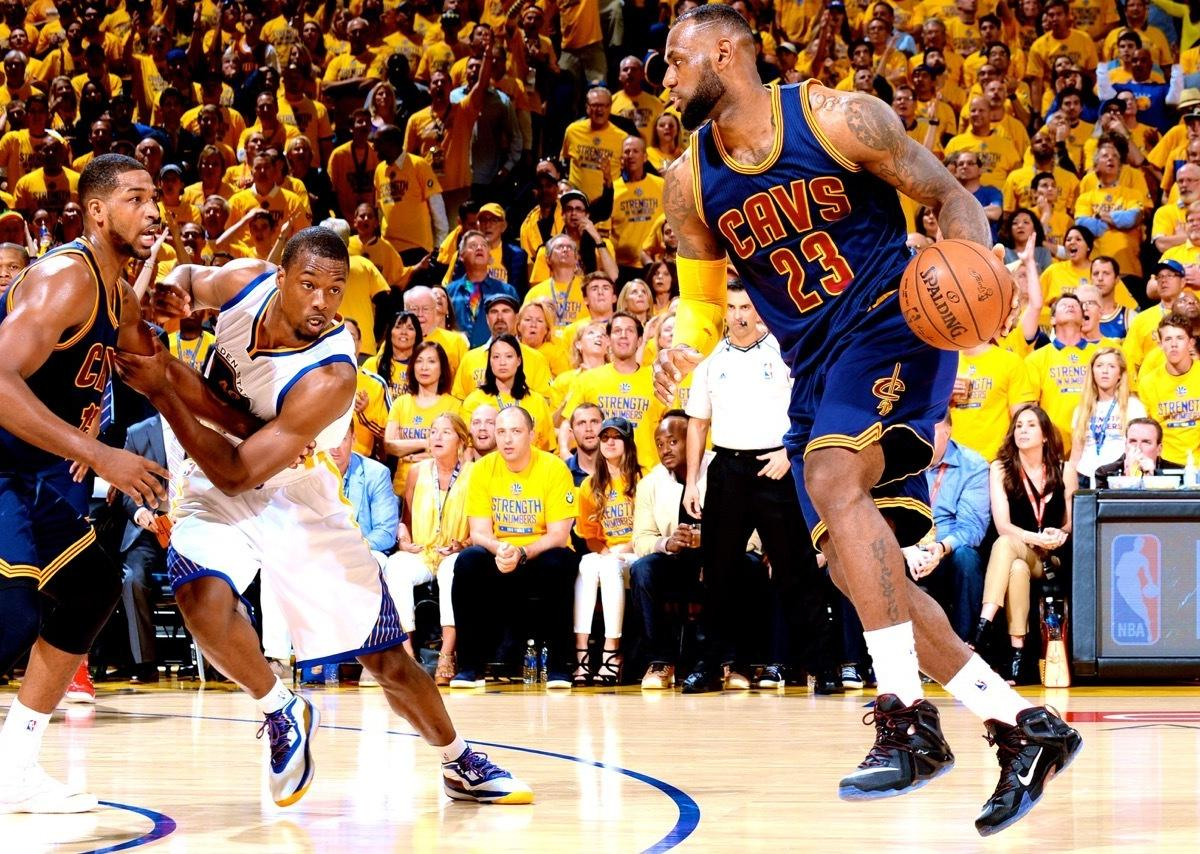 Cavaliers vs. Warriors: Live Score and Highlights for 2015 NBA Finals Game 2   Bleacher Report ...