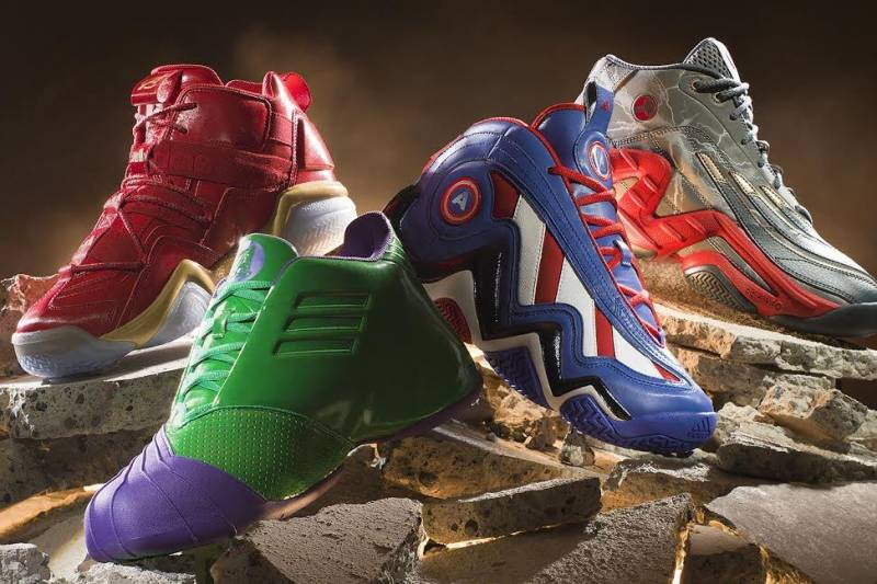 38246d7d764f Adidas to Release Limited-Edition Collection of Marvel s Avengers ...