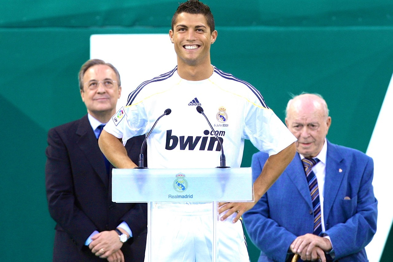 Cristiano Ronaldo: An Adopted Son Florentino Perez Never Wanted at Real  Madrid   Bleacher Report   Latest News, Videos and Highlights