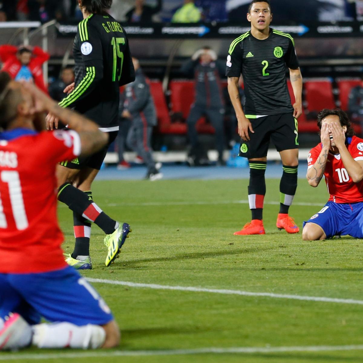 Copa America Results