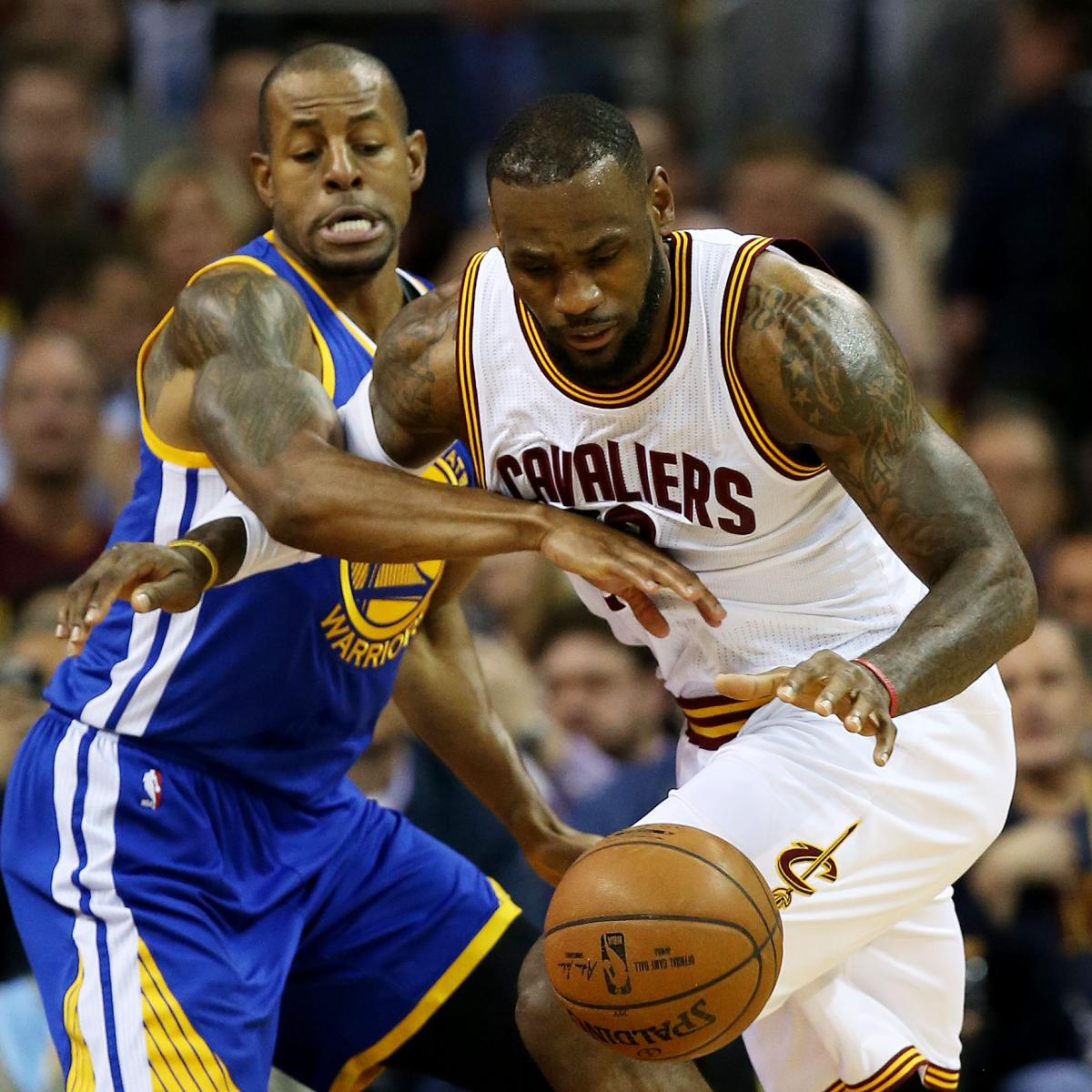 nba finals 2015 top stars stats and highlights from cavaliers vs