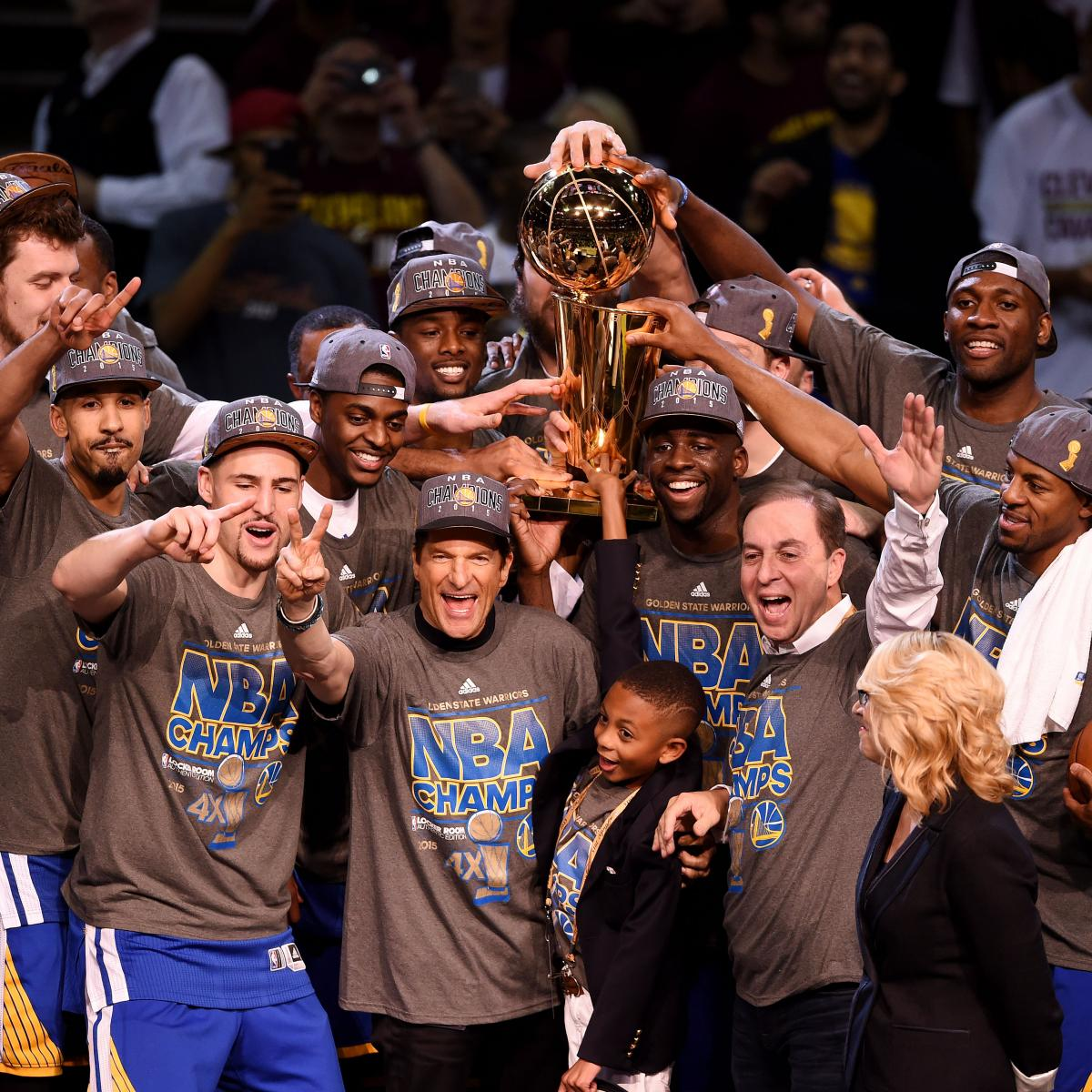 0bd6b4eb797 What We Learned About Golden State Warriors During 2014-15 Championship  Season