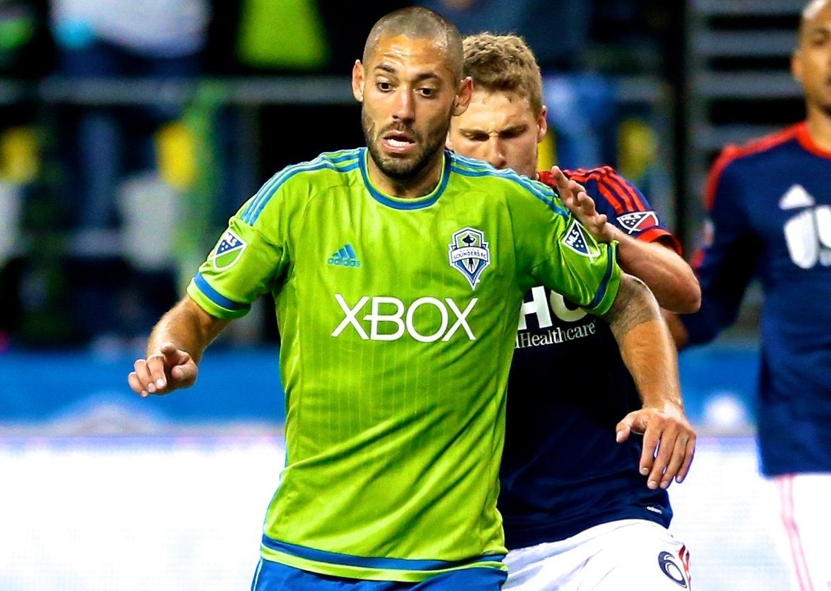 Pin by Simon Richards on Clint Dempsey (With images ... |Clint Dempsey Hair