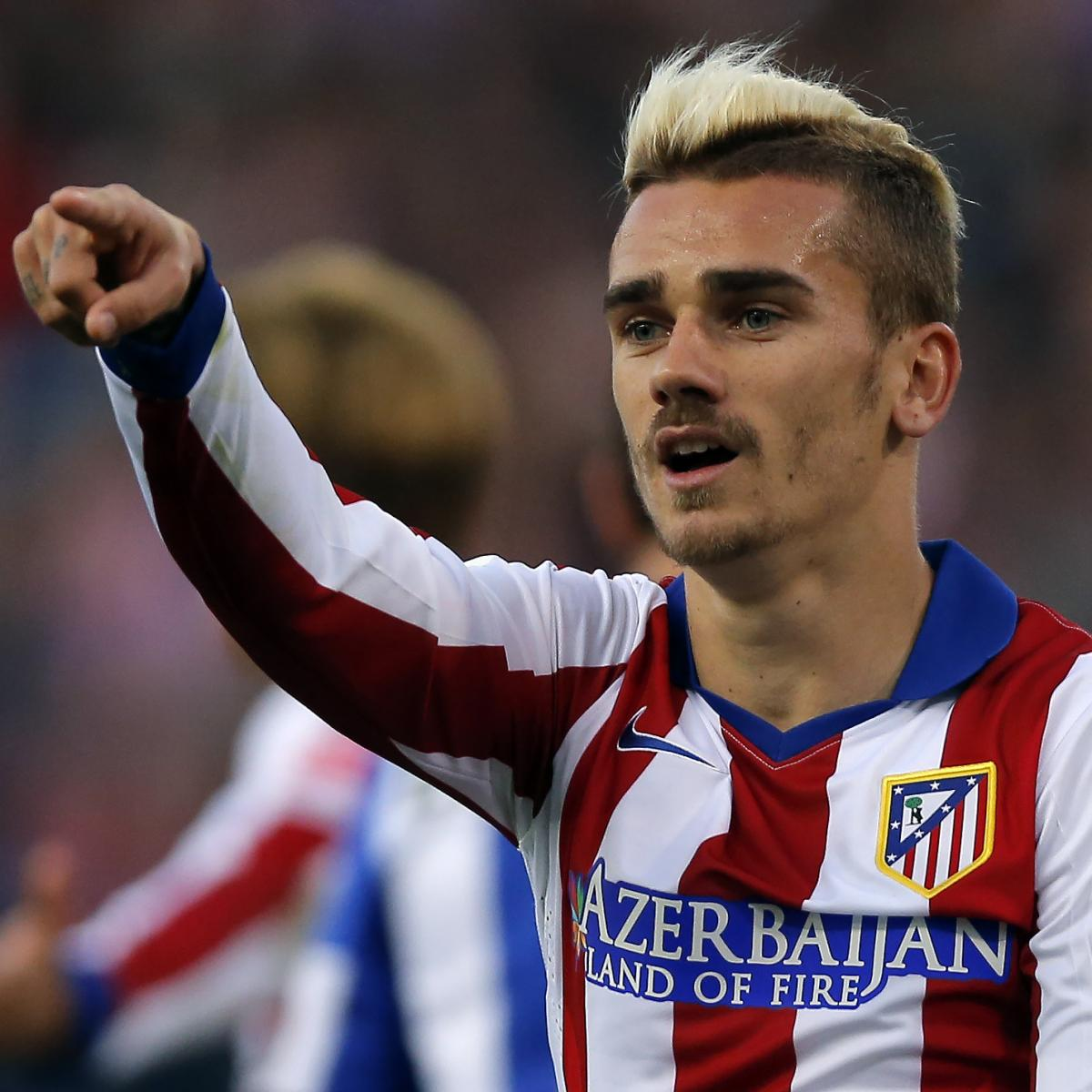 Chelsea Transfer News Latest On Antoine Griezmann And Antonio Rudiger Rumours Bleacher Report Latest News Videos And Highlights