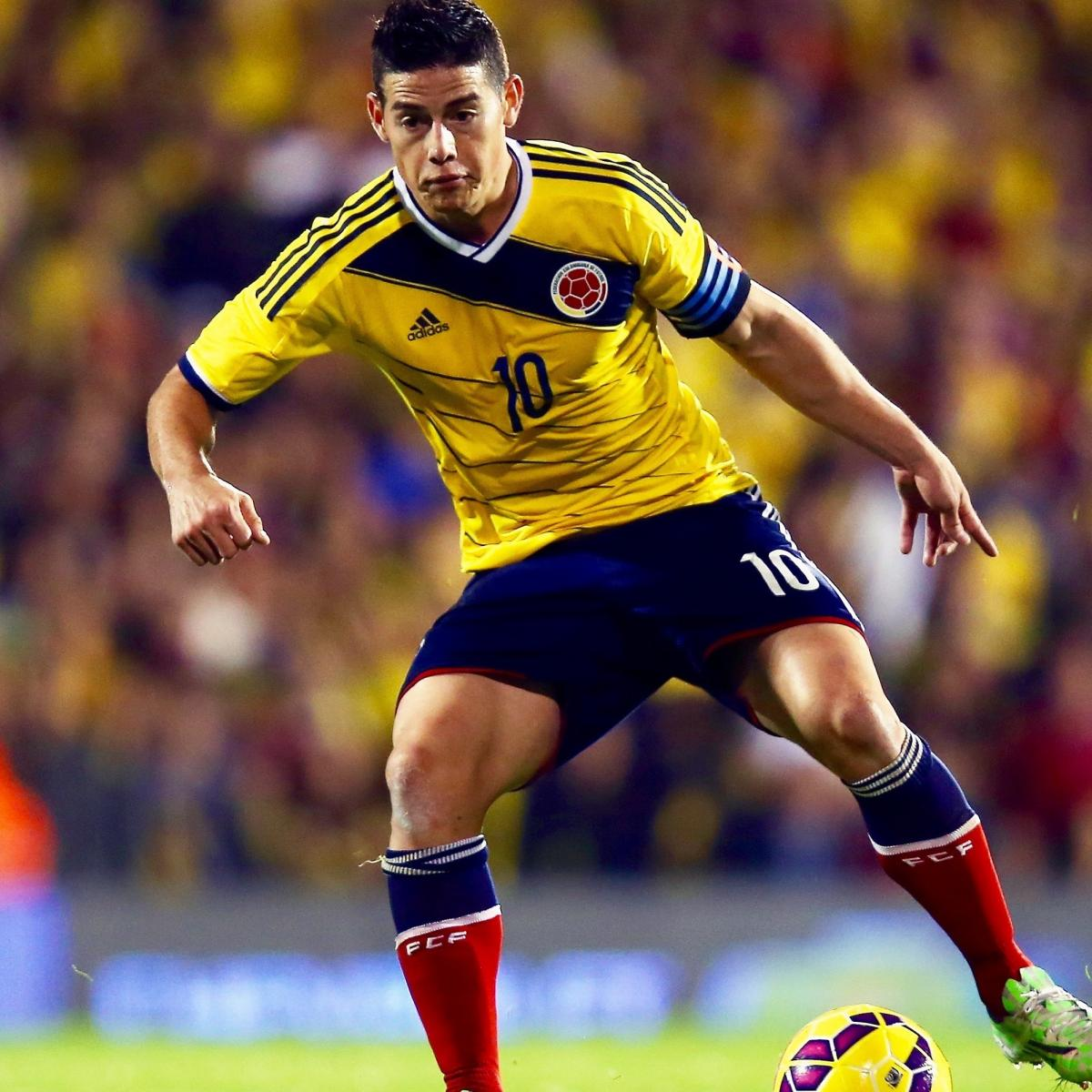 Colombia Vs. Peru: Live Score, Highlights From Copa