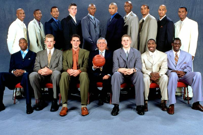 Remembering the Hauntingly Terrible 2000 NBA Draft Class | Bleacher