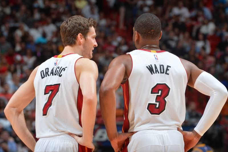 732ea100de97 Why Dwyane Wade s Decision Could Influence Goran Dragic s Miami Heat ...