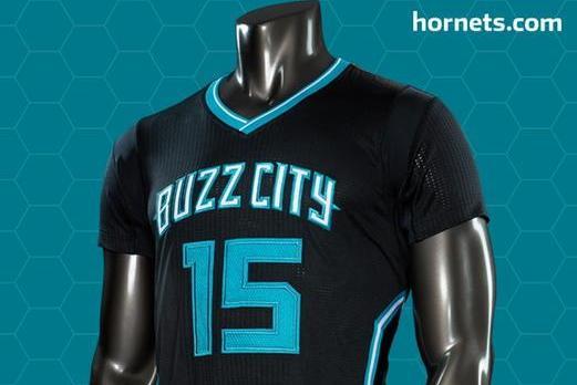 Charlotte Hornets Unveil New  Buzz City  Alternate Uniforms for 2015-16  Season  eaddf987d