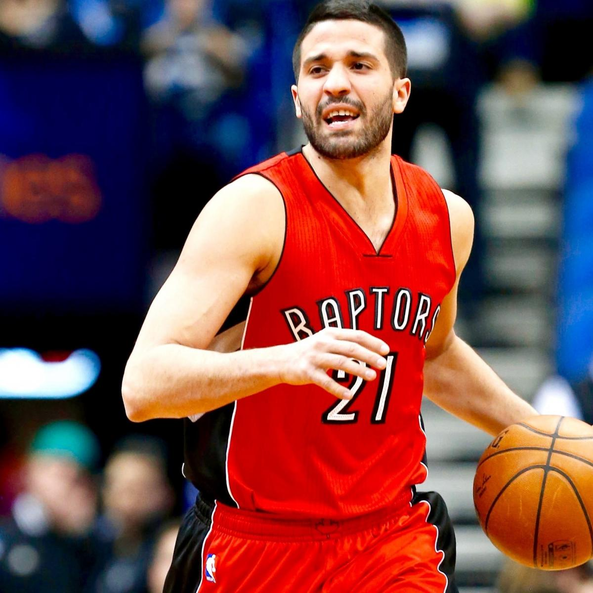 Greivis Vasquez To Bucks: Trade Details And Reaction From