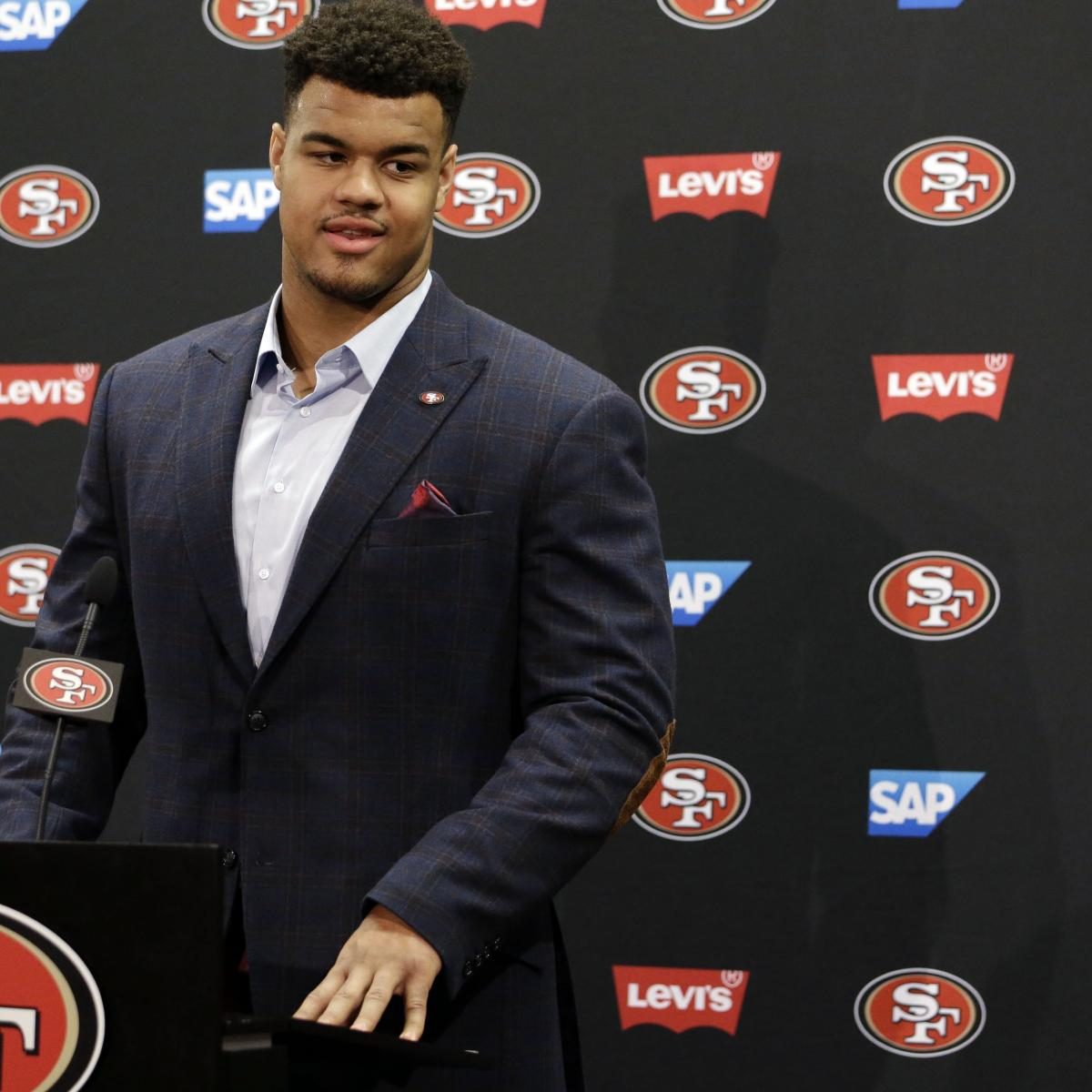 San Francisco 49ers: Which Rookie Will Contribute The Most