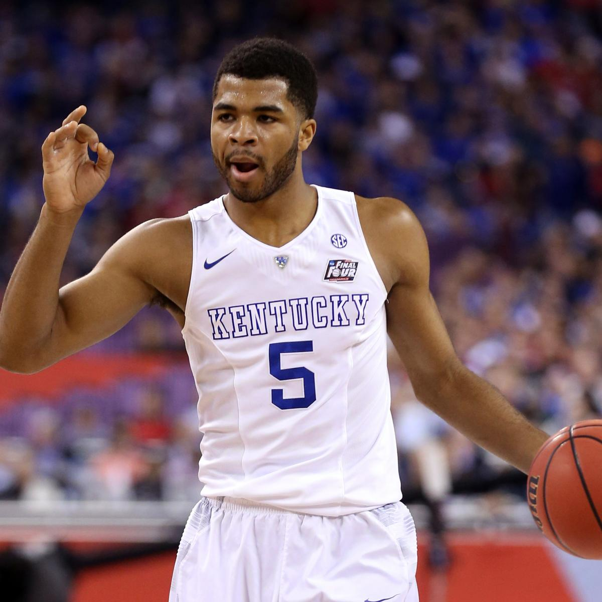 Andrew Harrison To Grizzlies: Latest Trade Details