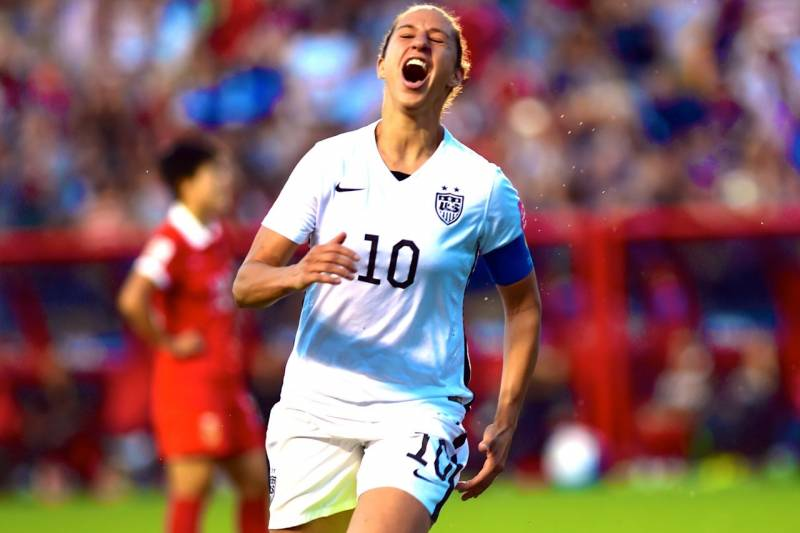 6230e93bfe0 USA vs. China  Score and Twitter Reaction from 2015 Women s Soccer ...