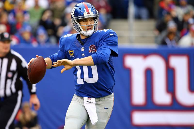 Eli Manning Reportedly Agrees to Contract Extension with New