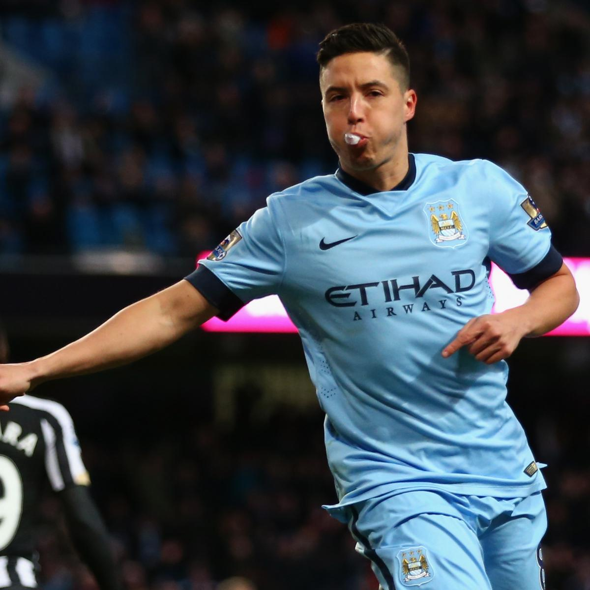 Why Samir Nasri Is the Most Frustrating Player in the ...