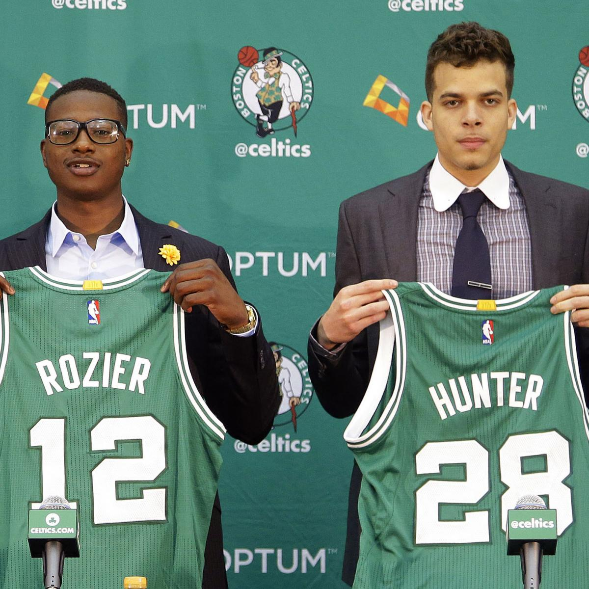 What to Expect from R.J. Hunter   Terry Rozier s Rookie Seasons with Celtics   f4d52ca42