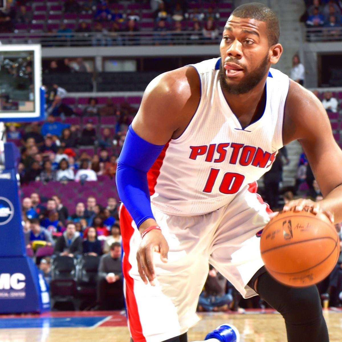 Greg Monroe Reportedly Will Sign With Milwaukee Bucks