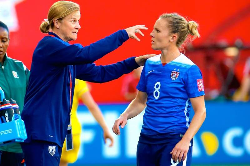 eb18e400cef What Is the Best Formation for USWNT Boss Jill Ellis to Use in World ...