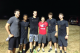 Former Elite 11 quarterback Paul Troth [far left] has found success in the real world after his playing career ended.