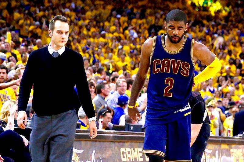 e8eb9167e77 Kyrie Irving  Cavaliers Would ve Beaten Warriors in NBA Finals If ...