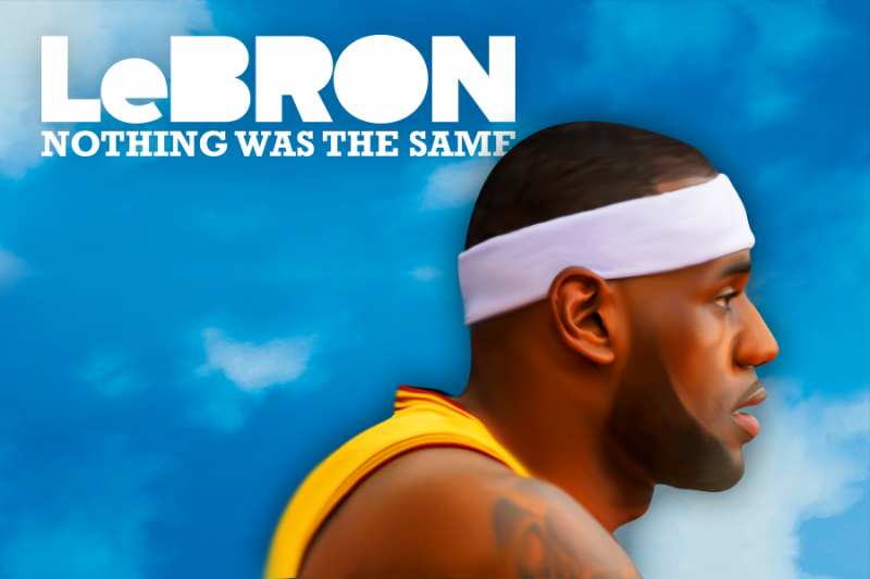 ccd3a67e9d79 A Team Transformed  Inside LeBron James  First Season Back with the  Cavaliers