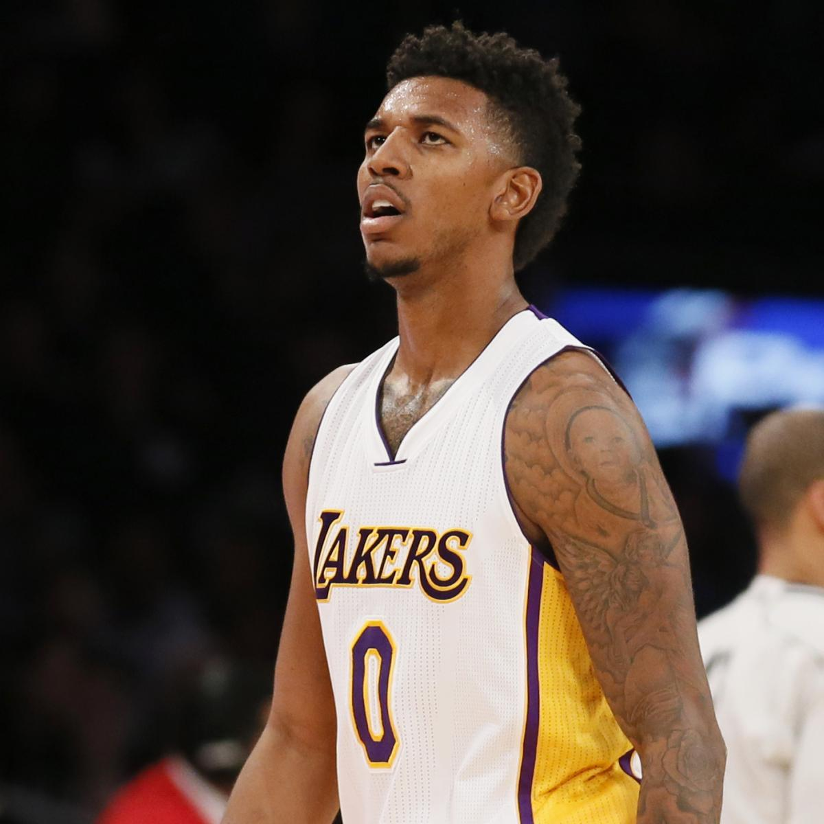 Lakers News  Rounding Up Trade Buzz on Nick Young c136b9eff