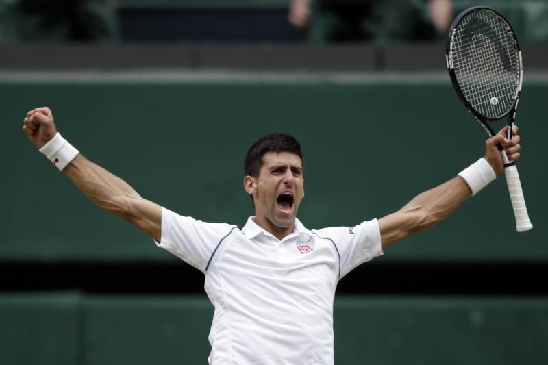 Wimbledon 2015 Men S Final Winner Score And Twitter Reaction Bleacher Report Latest News Videos And Highlights