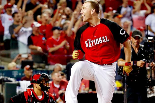 2015 Home Run Derby Results Winner Highlights And Twitter