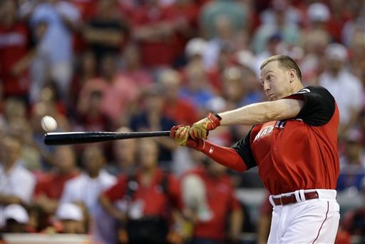 2015 Home Run Derby Results Stats Highlights For All