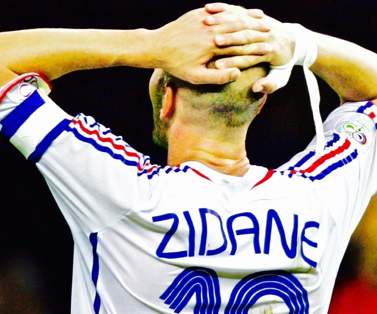 ec496dedb Remembering Zinedine Zidane s Headbutt and the 2006 World Cup Final ...