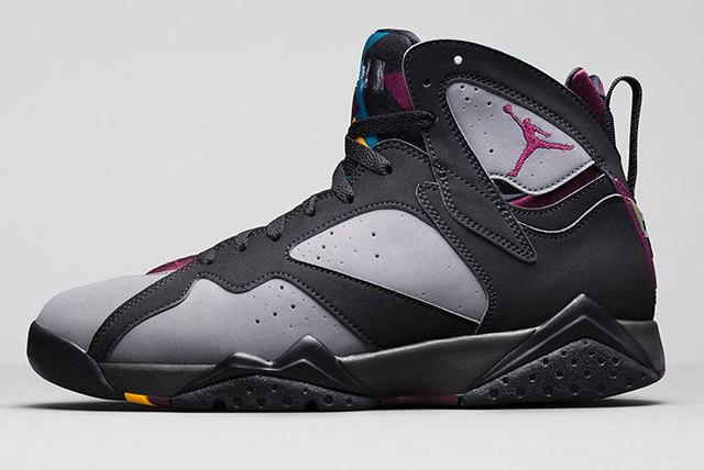 Nike Air Jordan 7 Retro  Bordeaux  Release Date 47dc204d2