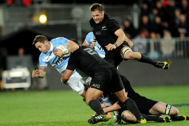 New Zealand Vs Argentina Score Report From 2017 Rugby Championship Clash Bleacher Latest News Videos And Highlights