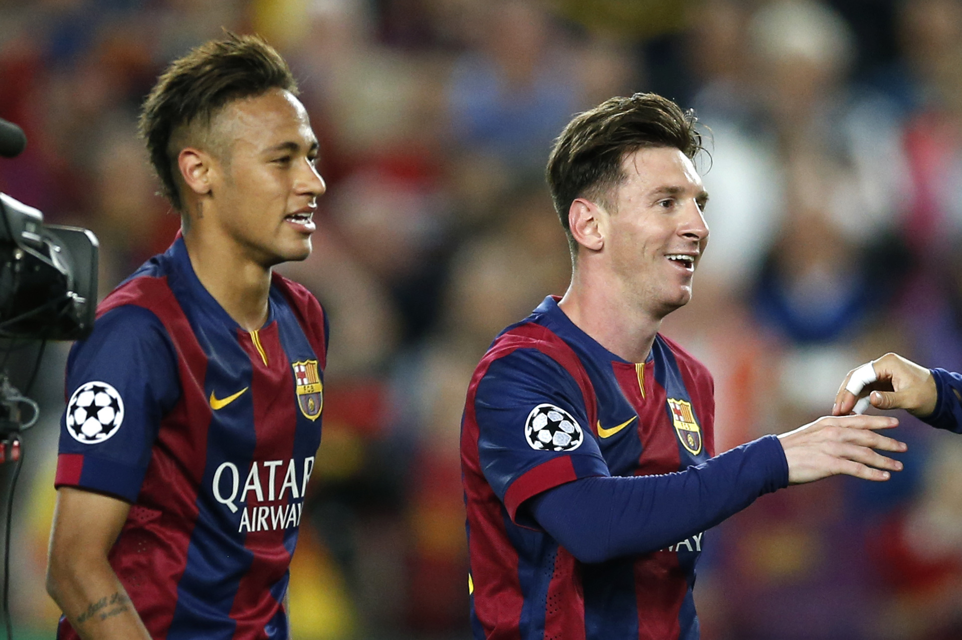 Lionel Messi Neymar Left Off Of 2015 Barcelona Us Tour Roster Bleacher Report Latest News Videos And Highlights