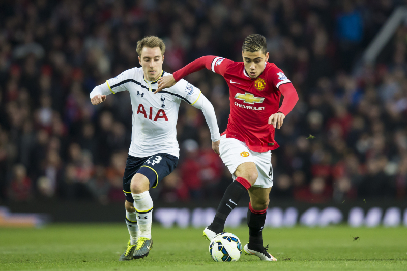 Why Andreas Pereira Can Be Manchester United's Breakthrough Star in 2015/16