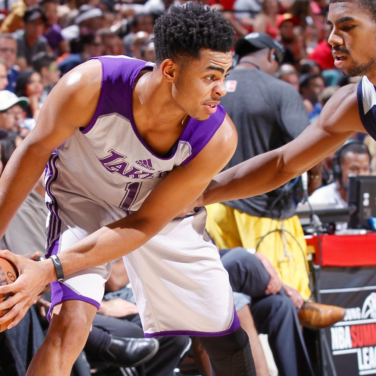 7 NBA Rookies Who Will Face Immediate Pressure To Succeed