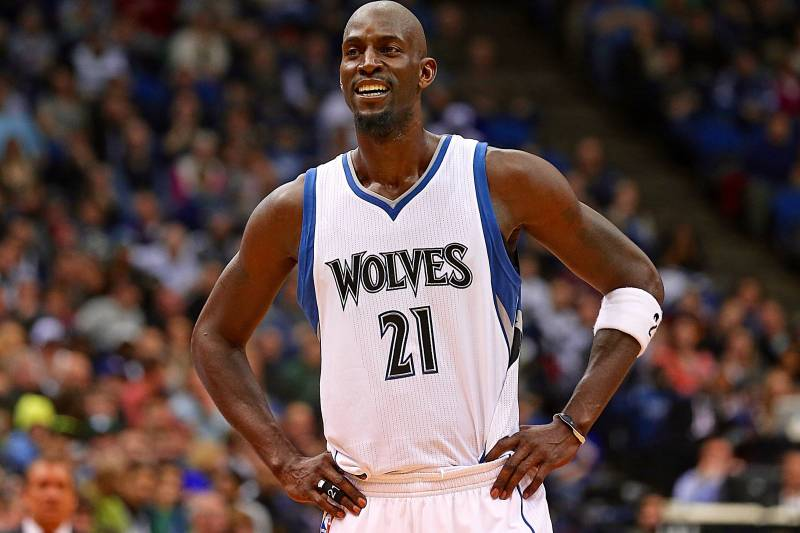 Kevin Garnett Has Returned from Timberwolves  Past to Shape ... 63c2d1b5e