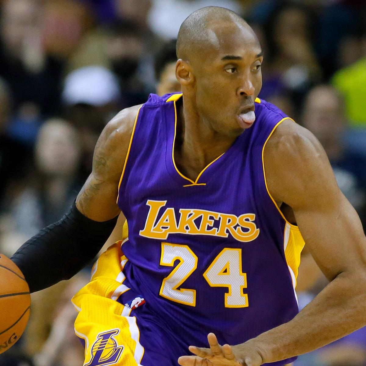 Lakers World16: Lakers 2015-16 Schedule: Top Games, Championship Odds And