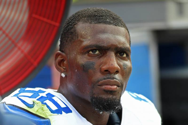 Dez Bryant Is Not Pleased With His Speed Rating On Madden
