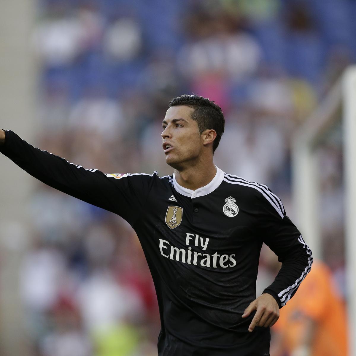 Cristiano Ronaldo Transfer News: Latest Rumours ...