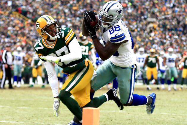 Nfl Rewrites Rule That Nullified Dez Bryant Catch Vs