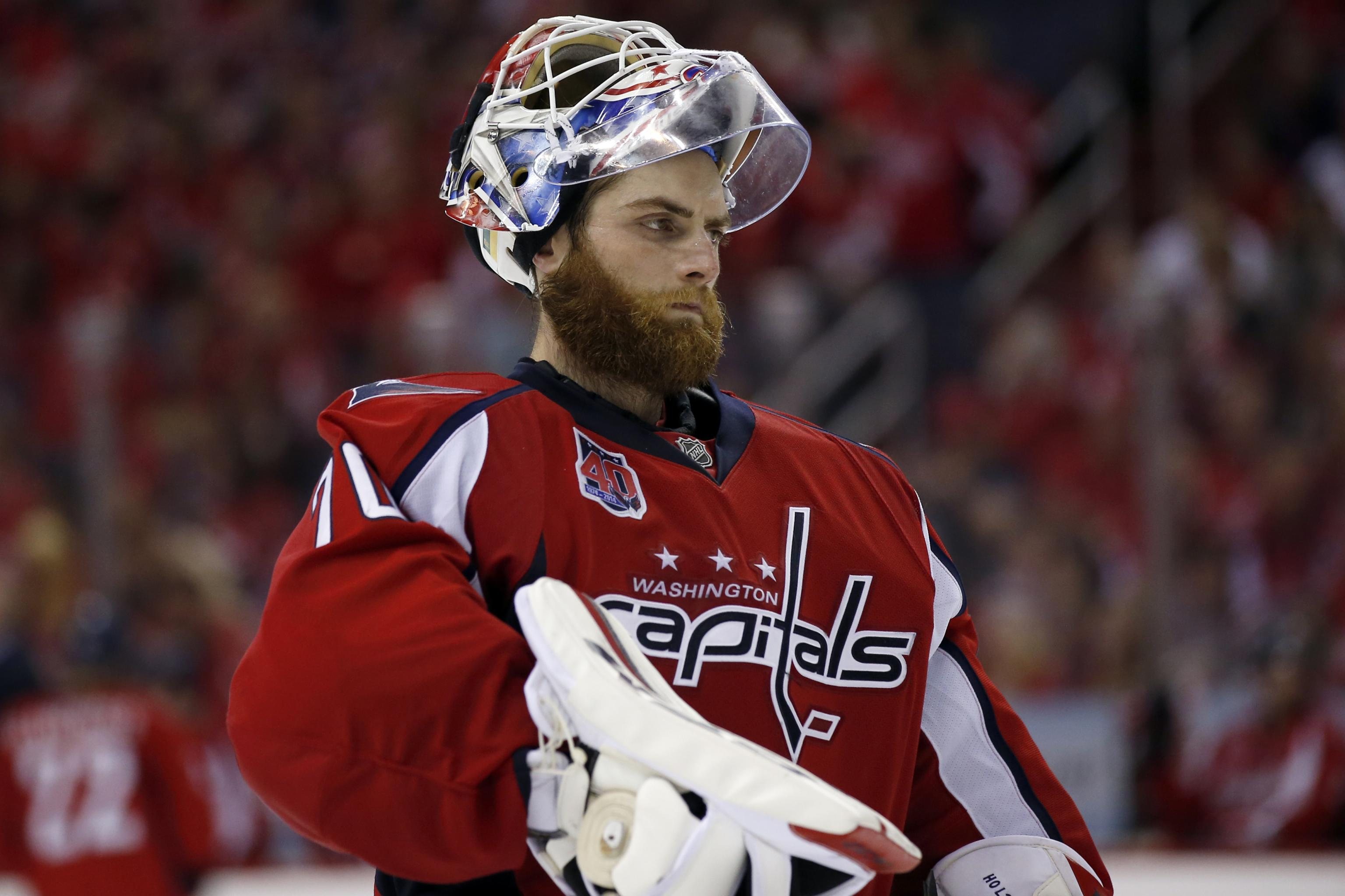 Braden Holtby Capitals Agree To New Contract Latest Details And Reaction Bleacher Report Latest News Videos And Highlights