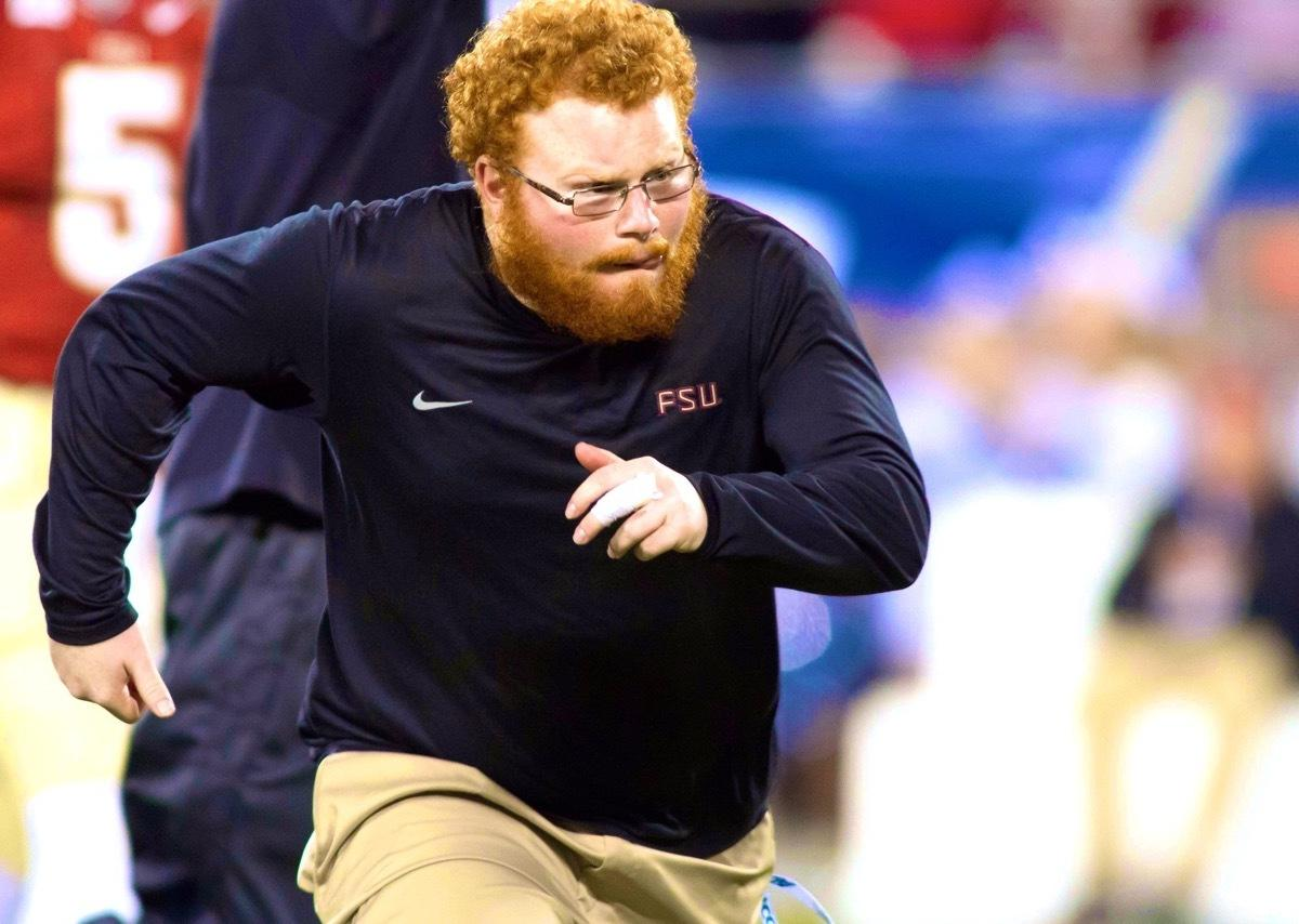 former florida state ball boy red lightning turns pro joins