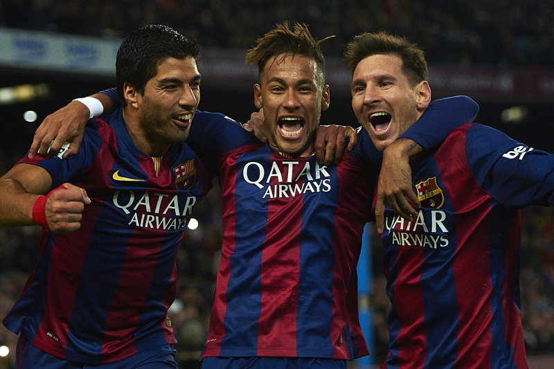 Lionel Messi, Neymar, Luis Suarez Are Not 'Easy' to Play With, Says Ivan Rakitic