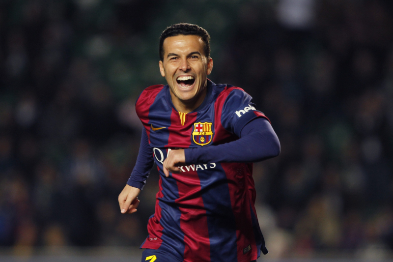 Barcelona Transfer News: Pedro Set to Stay, Latest Adama Traore Rumours