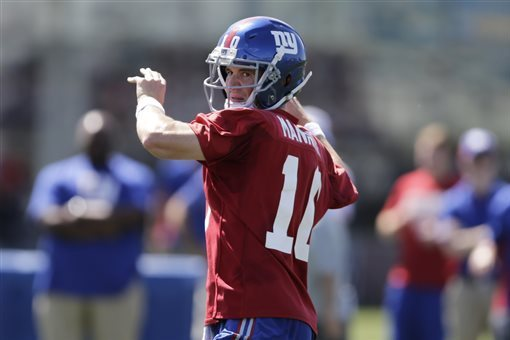 New York Giants Notes And Quotes From Week 1 Of Training