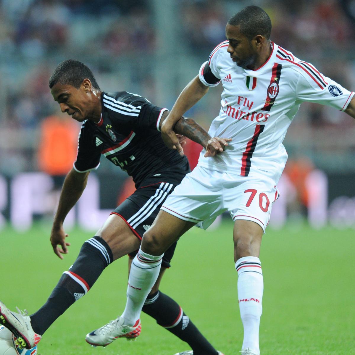 Bayern MГјnchen Ac Mailand