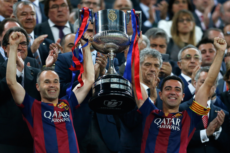 Andres Iniesta Named Barcelona Captain, Lionel Messi Among 3 Vice-Captains